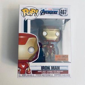 Funko Pop Iron Man Endgame Marvel